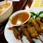【香港】美味又實惠的《好時沙嗲》