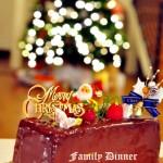 《節日》2012聖誕 – 家人的聚餐《Buca de Beppo》