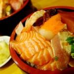 【晚餐】豪邁的日本料理《武蔵》