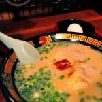 【大阪】《一蘭》博多拉麵
