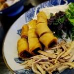 【住家飯】越式酥炸春卷檬粉