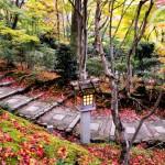 【京都】嵐山紅葉 ④《常寂光寺》