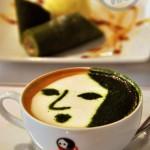 【京都】嵐山紅葉 ⑤《よーじやカフェ 嵯峨野嵐山店》