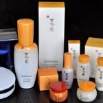 【護膚+彩妝】韓方人參草藥品牌《雪花秀》+《IOPE》氣墊粉餅