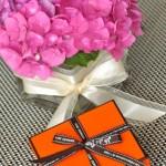【禮物】《Hermès》Silk'in Wallet