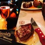 【情人節】晚餐《Daniel's Broiler》牛排館