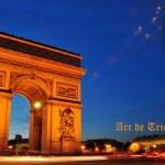 【巴黎】《凱旋門》(Arc de Triomphe) &《香榭麗舍大道》(Avenue des Champs-Élysées)