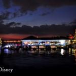 【迪士尼世界】《Downtown Disney》吃晚餐 -《Cap'N Jack's Restaurant》