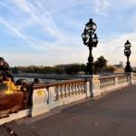 【巴黎】《亞歷山大三世橋》(Le pont Alexandre-III) &《巴黎大小皇宮》(Grand et Petit Palais)