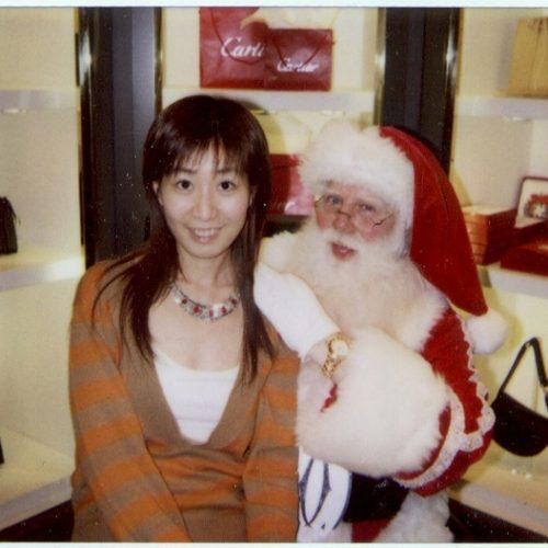 Cartier 慶祝聖誕