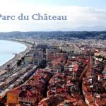 【尼斯】美景《Parc du Château》&《Place Masséna》
