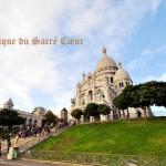 【巴黎】蒙馬特&聖心堂 (Montmartre & Basilique du Sacré Cœur)
