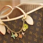【巴黎】買物之Louis Vuitton包包+吊飾