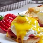 【虎年﹑情人節快樂】之早餐 – Egg Benedict