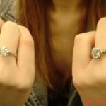 Cartier鑽戒