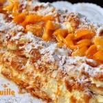 【生日】蛋糕–Mango Millefeuille