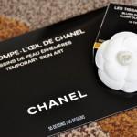 【買物】CHANEL 2010 S/S 限量版紋身貼紙 + 斜紋軟呢腮紅