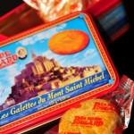 【聖米歇爾山】- 名物《La Mère Poulard》的牛油餅乾