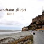 【聖米歇爾山】遺世獨立的海中城堡(一) – Road Trip
