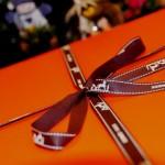 【10聖誕】我的第一個橘色盒 -《Hermès Herbag》