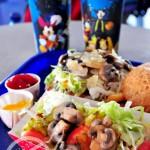 【迪士尼世界】《Magic Kingdom》之三 – 漢堡﹑熱狗簡餐