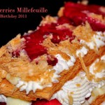 【生日】蛋糕篇之《Strawberries Millefeuille》