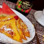 【早餐】自製法國吐司