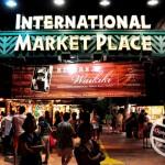 【夏威夷】《International Market Place》內的食市