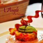 【巴黎】星星饗餐《L'Angle du Faubourg》