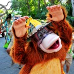 【迪士尼世界】《Animal Kingdom》之五 -《Mickey's Jammin' Jungle Parade》叢林巡遊