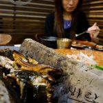 【泡菜國】《Ba Lat》韓式刺身/烤魚套餐
