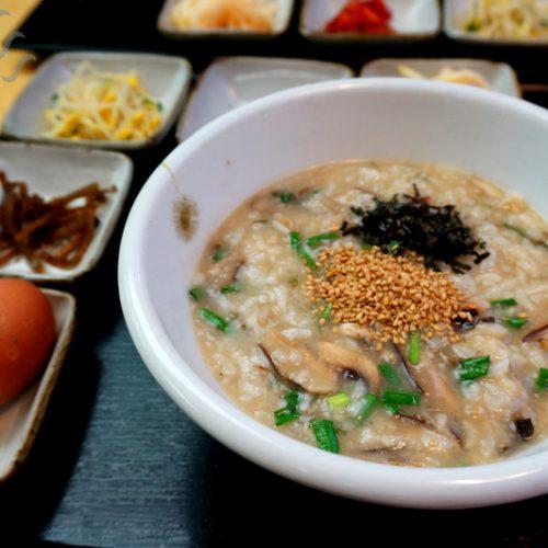 【泡菜國】《味加本》米粥