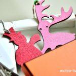 【買物】《petit h》可愛吊飾 –  聖誕馴鹿、雪人