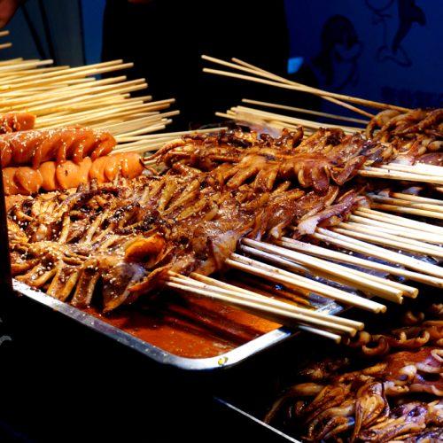 【上海】《正新》烤深海魷魚