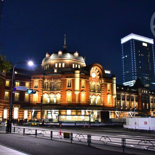 【溫泉之旅】逛街《東京車站》&綠茶甜點《茶寮都路里》