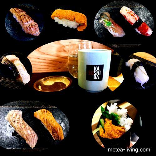 【外食】板前壽司『Sushi Kashiba』