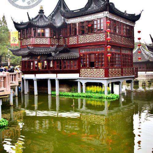 【上海】超多人的《豫園》