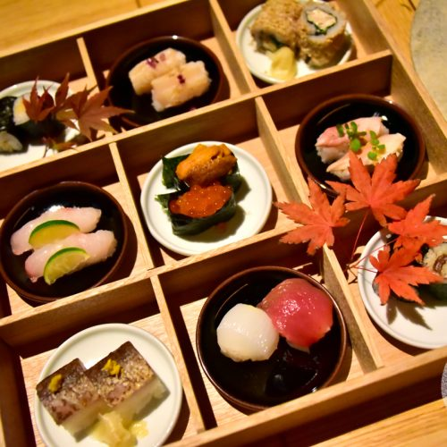 【溫泉之旅】伊勢志摩《アマネム丨 Amanemu》-日式壽司晚餐
