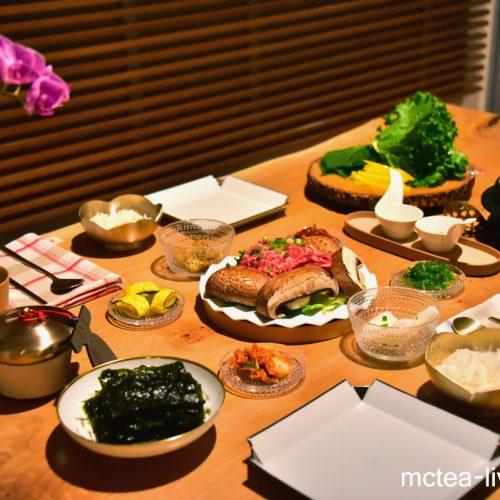 【慶生】麥包生日之韓式燒烤