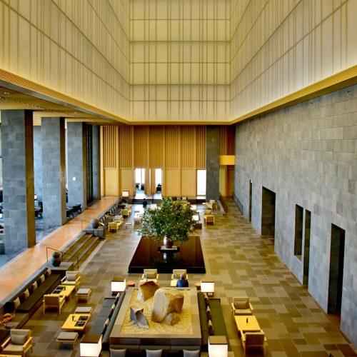【溫泉之旅】住宿《アマン東京丨 Aman Tokyo》-到達 + 公共設施