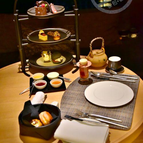 【溫泉之旅】住宿《アマン東京丨 Aman Tokyo》-黑色下午茶