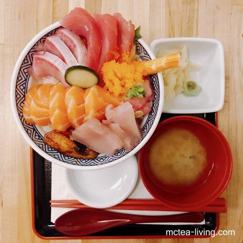 【外食】《Fremont Bowl》海鮮丼