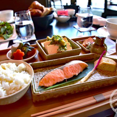 【溫泉之旅】住宿《アマン東京丨 Aman Tokyo》-朝食