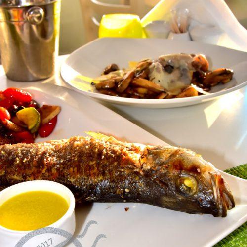 【希臘 聖托里尼】地中海料理《Avocado Restaurant》
