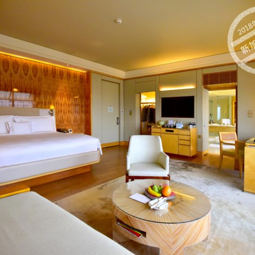 【新加坡】住宿《Ritz Carlton Millenia Singapore》房間篇之Elevated Kallang