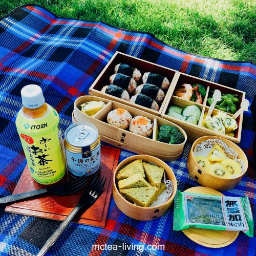 【住家飯】海邊公園之初次日式野餐