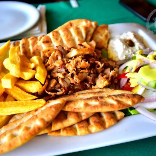 【希臘 扎金索斯島】希臘旋轉烤肉《The Brothers Greek Taverna》