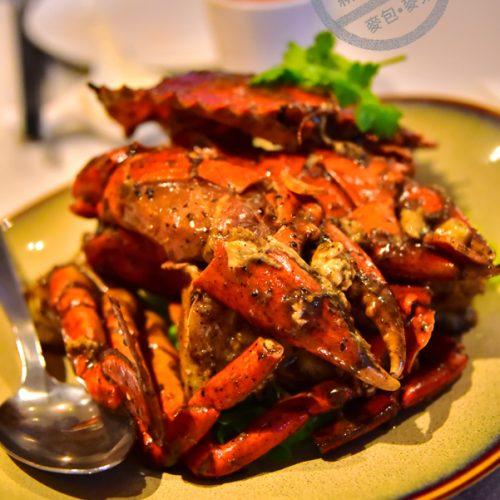 【新加坡】二訪《珍寶海鮮》- 胡椒螃蟹
