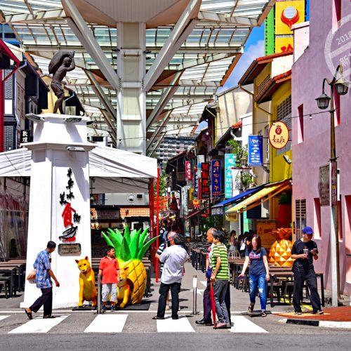 【新加坡】唐人街《牛車水》