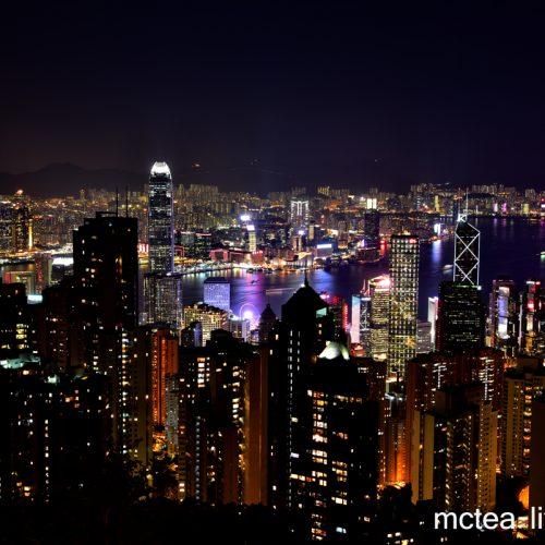 【香港】2018 回香港之夜景+美食大集合